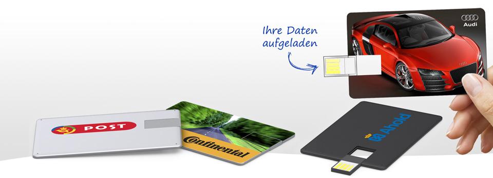 USB Karten